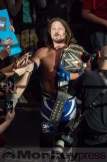 WWE Live, © Peter Bernsmann