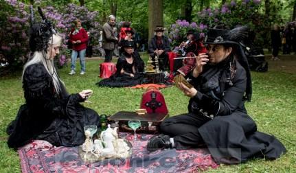 Viktorianisches Picknick © Jana Breternitz