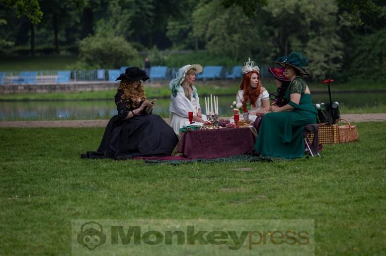 Viktorianisches Picknick © Danny Sotzny
