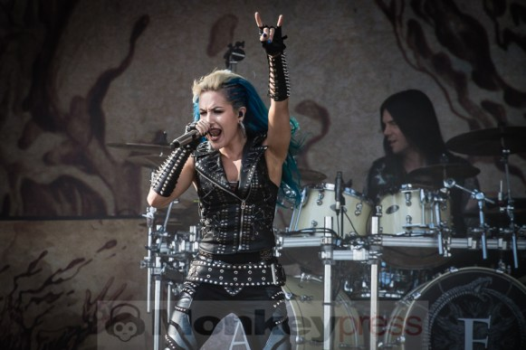 Arch Enemy, © Danny Sotzny