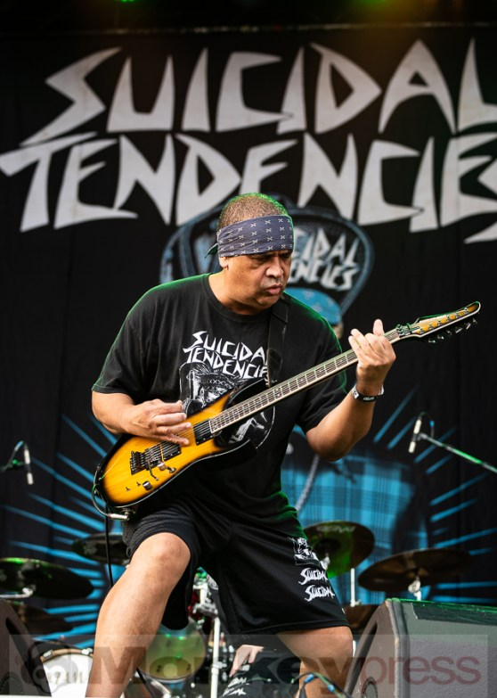 Suicidal Tendencies © Thomas Papenbreer