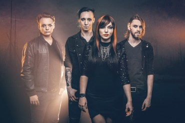 "SCARLET DORN – Das Debüt ""Lack Of Light"" kommt am 31.08.2018"