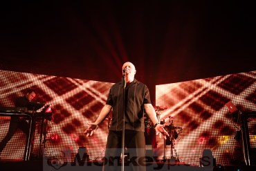 VNV Nation – Hamburg, Mehr! Theater (02.11.2018)