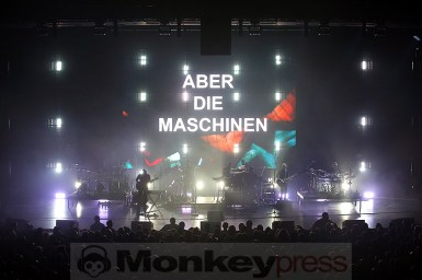 Massive Attack © Sandro Griesbach