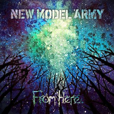 NEW MODEL ARMY - neues Album & Tour in der zweiten Jahreshälfte