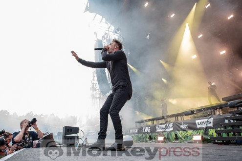 Parkway Drive, © Cynthia Theisinger