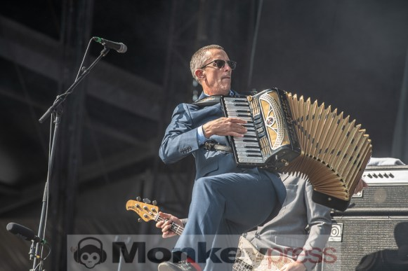 Flogging Molly, © Cynthia Theisinger