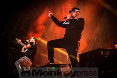 Bonez MC & RAF Camora, (C) Alexander Jung