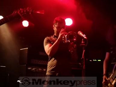Fjordheksa @ Musikbunker, Aachen 2.11.2019
