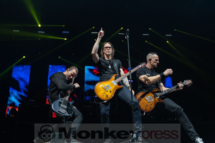 ALTER BRIDGE, SHINEDOWN und THE RAVEN AGE, Palladium Köln (26.11.2019)