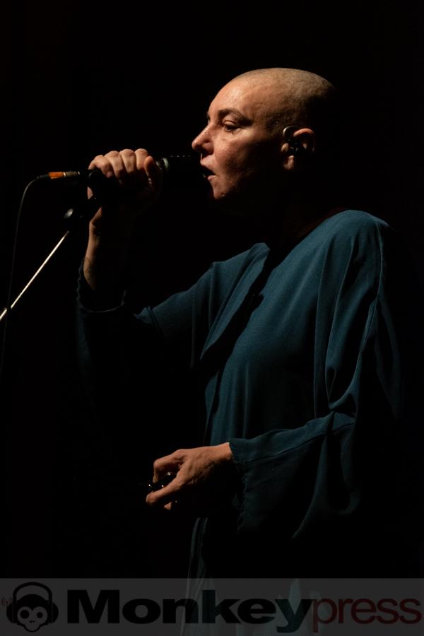 Sinéad O'Connor © Angela Trabert