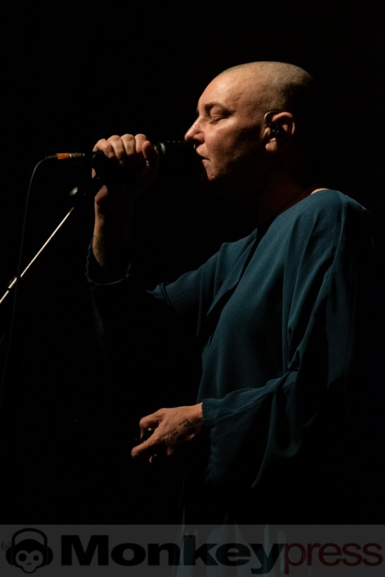 Sinéad O'Connor © Angela Trabert