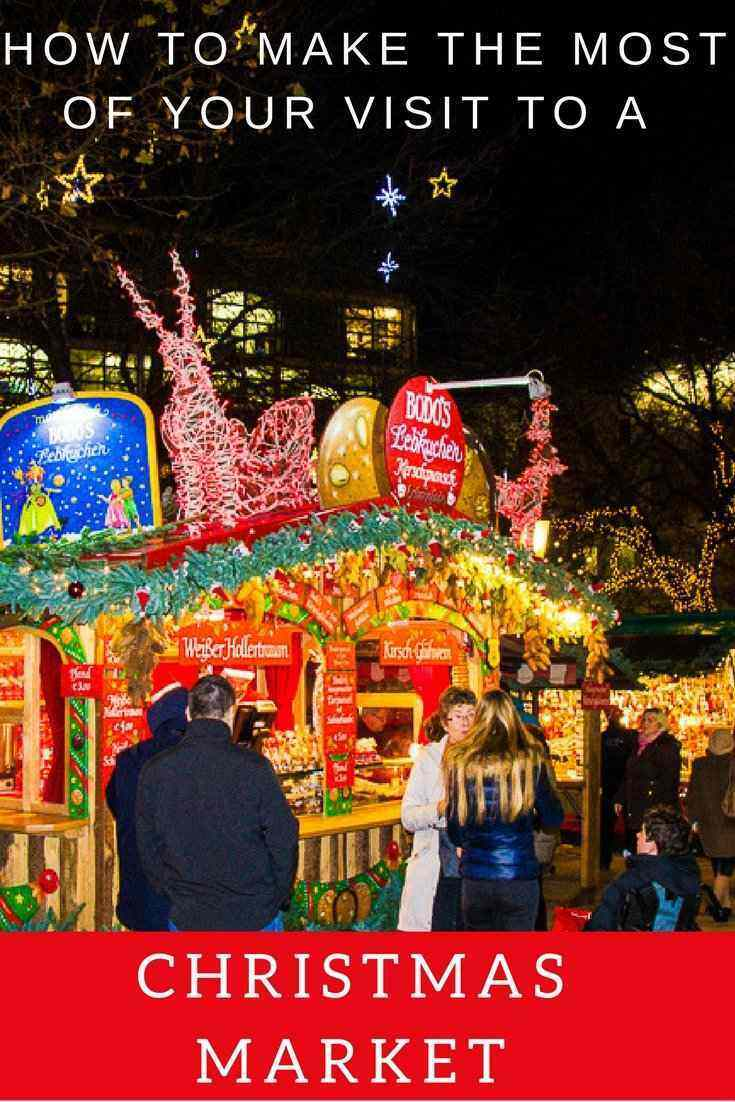 7 tips for getting the most from your visit to a German Christmas market