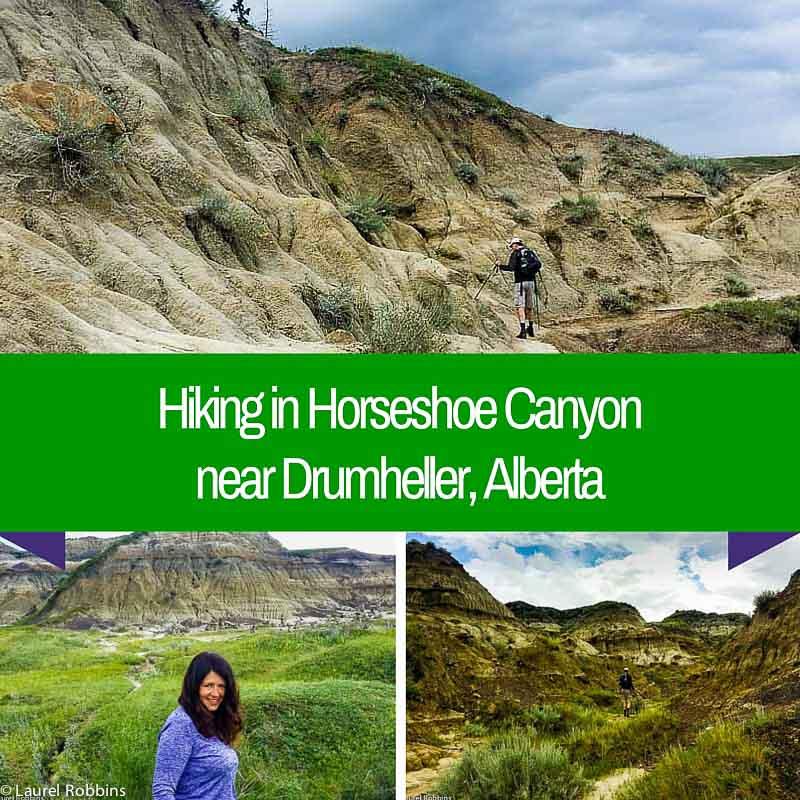 horseshoe canyon drumheller alberta badland-1