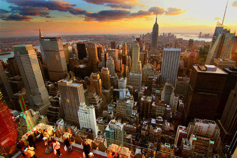 NYC was voted the most walkable city in the U.S.