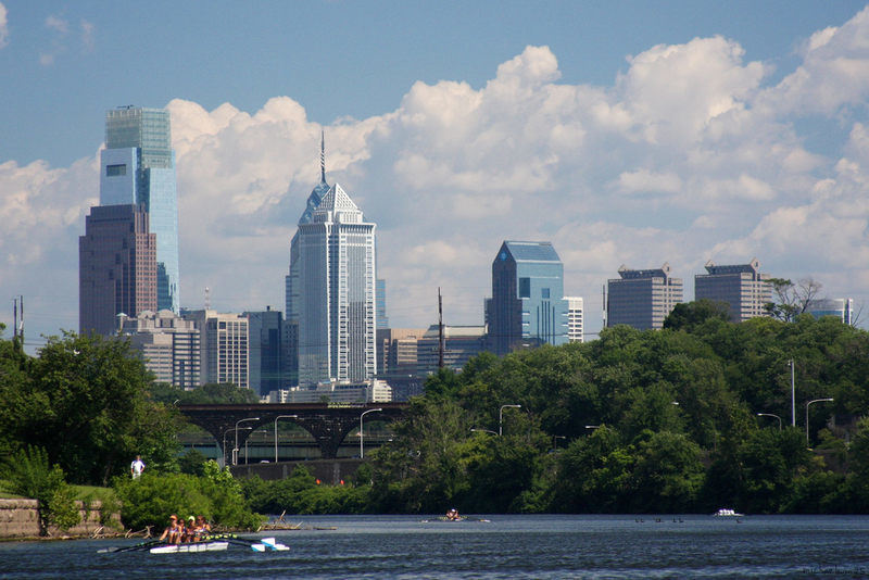 Philadelphia is the 4th most walkable city in the U.S.
