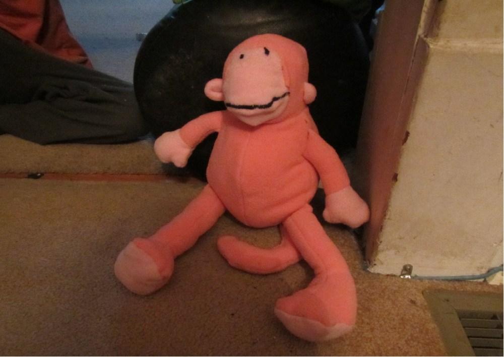 Mitch The Monkey!