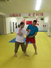 study kung fu in china