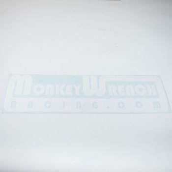 MWR-DECAL12X3WHT-mwr