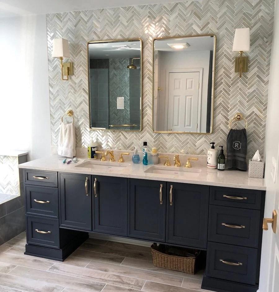 vanity tile backsplash ideas monk s