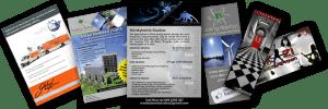 Our Work Web and graphic design portfolio