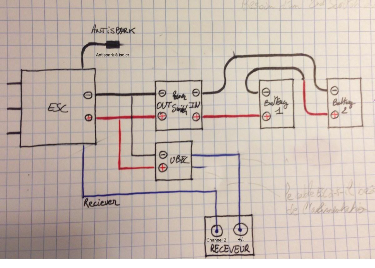 Wiring Diagram Help?  Esk8 Electronics  Electric