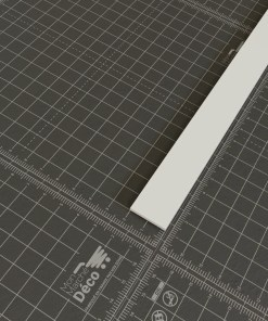 Plat PVC en 20mm