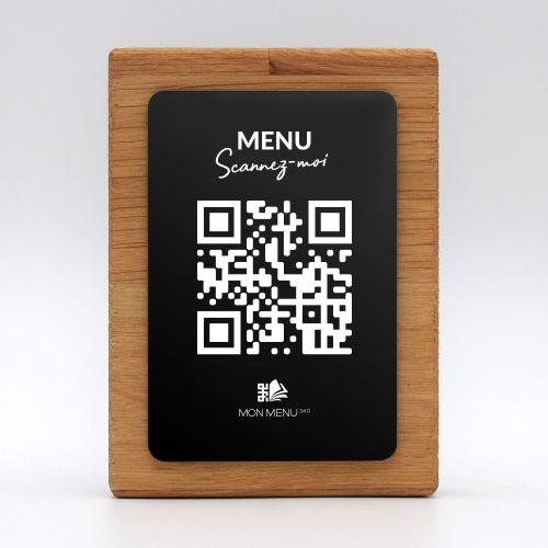 totem-premium-rectangle-vertical-bois-noir-mon-menu-360