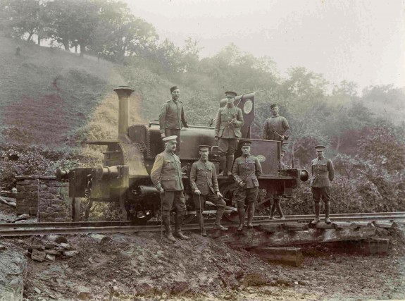 On exercise with a locomotive engine