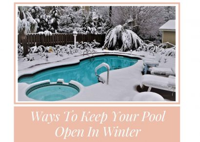 Keep Your Pool Open In Winter