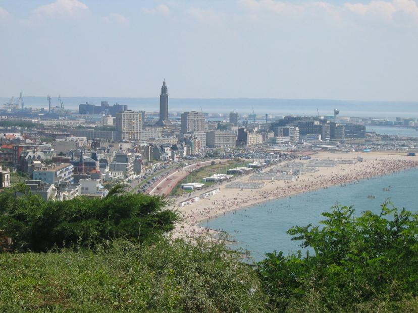 Le Havre, printemps 2017 : deux rencontres, deux événements