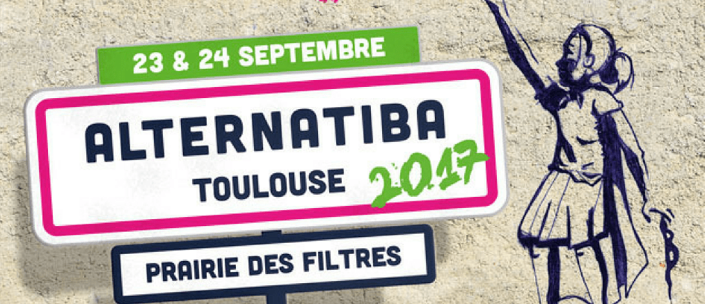 ALTERNATIBA 2017 à Toulouse