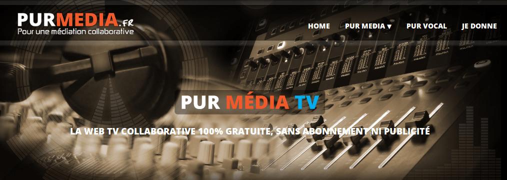 Pure Media TV : La Monnaie Libre, conférence d'ÉLoïs Dupont