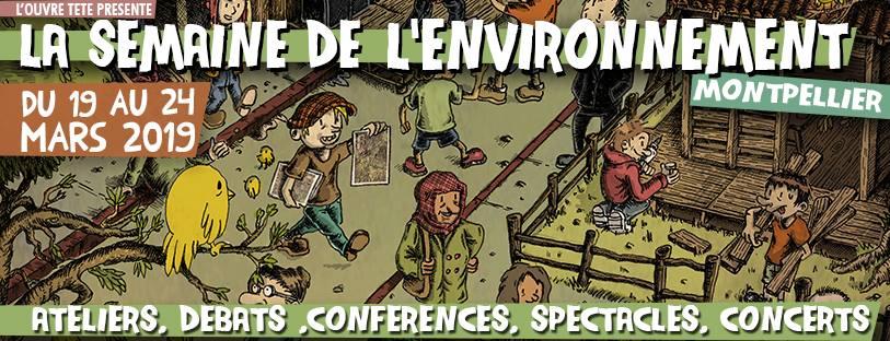 Village des Alternatives de la Semaine de l'environnement à Montpellier