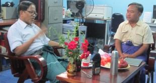 IMNA journalist Interviews Nai Hong Sar