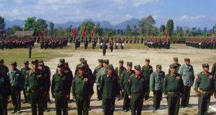 SSPP/SSA troops (Photo: SSPP/SSA)