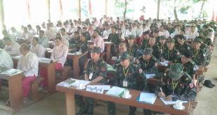 Representatives attend NMSP's 9th Congress (Photo: Sike Chan Htaw)