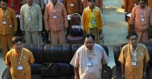SNLD leaders at the Hluttaw (Photo: Internet)