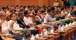 Representatives attending Union Peace Conference – 21st Century Panglong
