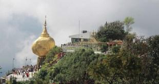 Kyaiktiyo Pagoda (Photo: MNA)