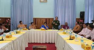 NMSP, KNU and Tanintharyi Region Government officials convene (Photo: NMSP)