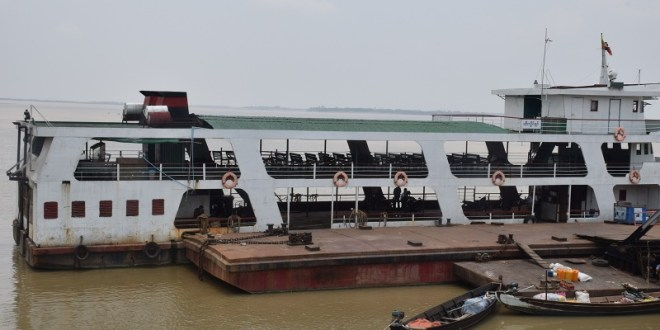 As new bridge opens, Mawlamyine-Bilugyun ferry connection is cut