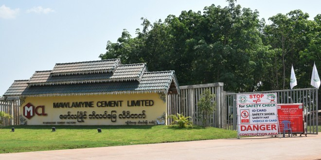 Questions remain over Mon State cement factory development fund