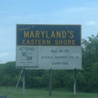 Welcome to the Eastern Shore!