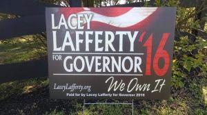 Lafferty sign