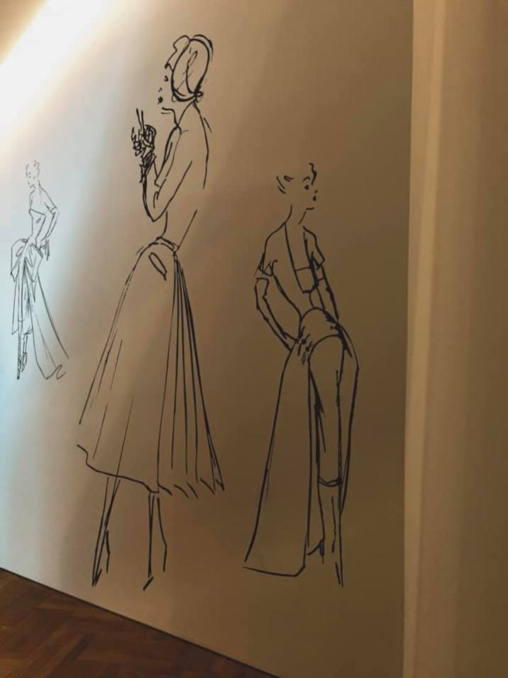 Christian Dior Exhibit