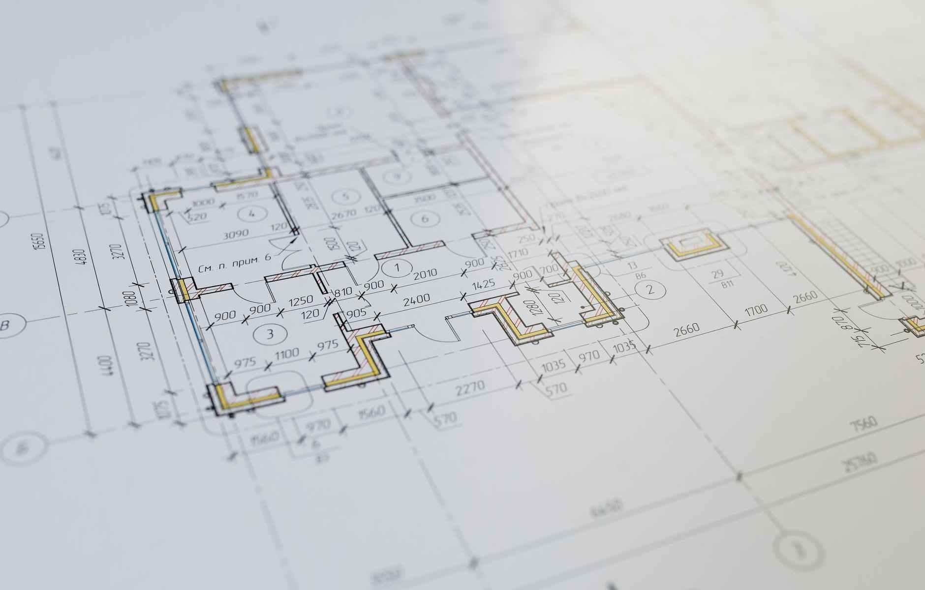 creative building construction desk