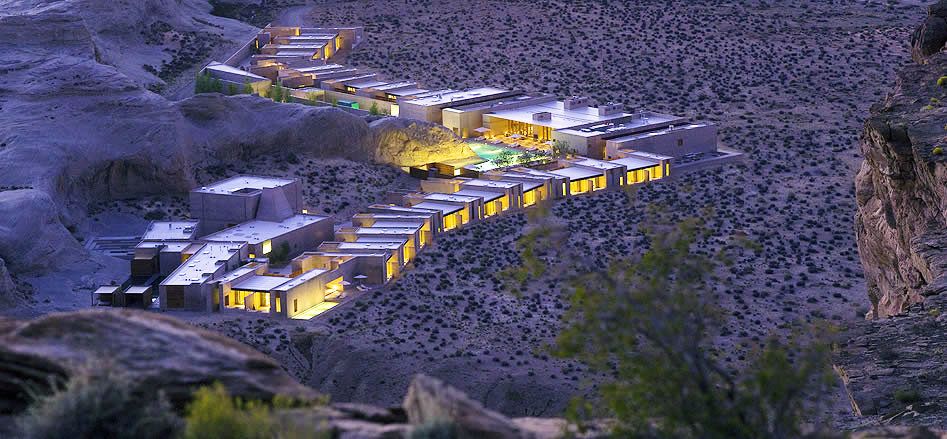 Amangiri Resort Rim