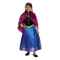 ディズニー DISNEY アナと雪の女王 アナ 旅の衣装 子供用