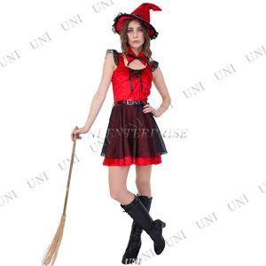 【コスプレ】CLUB QUEEN Ruby Witch(ルビーウィッチ)
